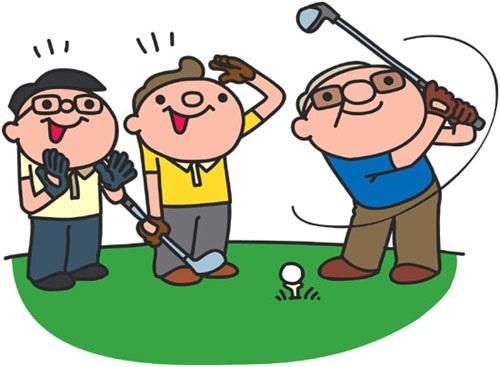 得意先からゴルフに誘われた場合、どうしたらよいか | 薬剤師トピックス