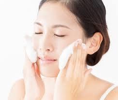 ワンランク上の洗顔法 | 美容トピックス