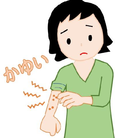花粉による春のアトピー性皮膚炎 | 健康トピックス