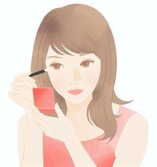 マスクで隠れた顔だからこそアイシャドウがポイント | 美容トピックス